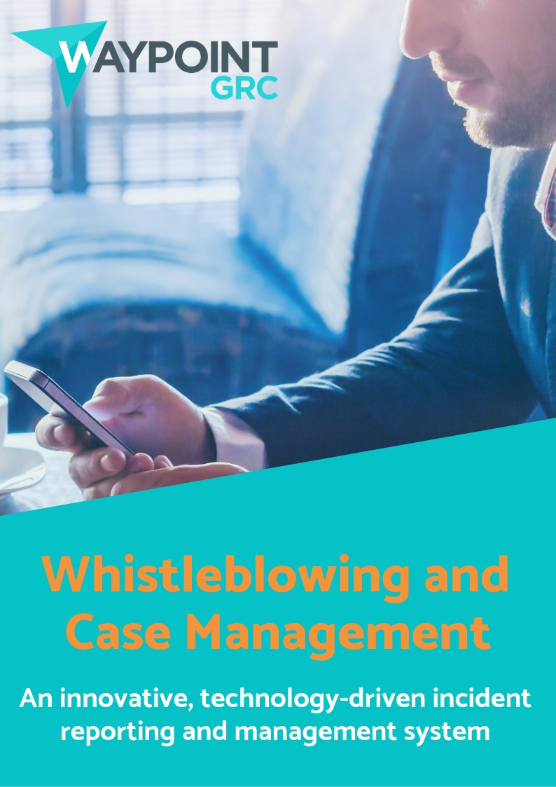 whistleblowing brochure